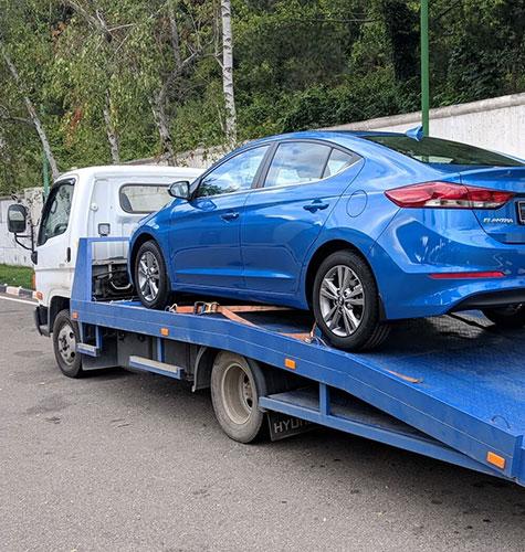 Транспортировка легковых авто в Самаре